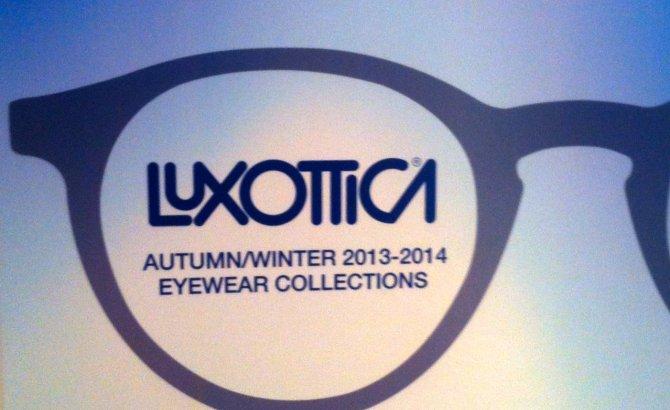 cb072a45c6d9f Autumn Winter 13 Eye Wear Showcase by Luxottica (Eyewear Trend  13)